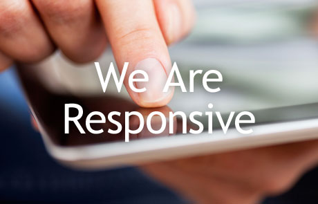 Responsive - We Are Responsive