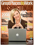 Washingtonian Great Places to Work 2008