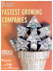 Washington Business Journal Fastest Growing Companies 2004