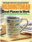 Washingtonian Great Places to Work 2005